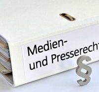 Rechtsanwalt Medienrecht